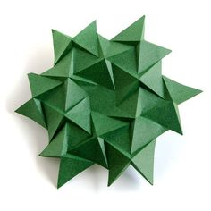 37 Incredible Modular Origami Works by Ekaterina Lukasheva «TwistedSifter - mighty Viral