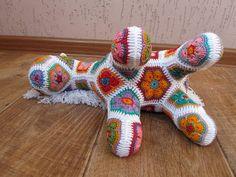 crochete horse