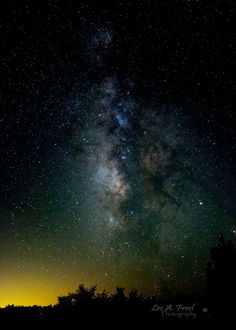 The Milky Way from Cornville, AZ by Lee A. Freel