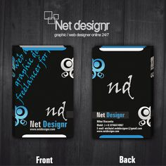 112 best black business cards templates images on pinterest black stylish and cool vertical free business card design available for download as adobe photoshop file wajeb Choice Image