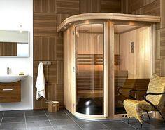 A dry sauna cures all ailments.