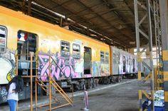 Pregopontocom Tudo: CTB conclui reforma de trem e sistema ferroviário do Subúrbio de Salvador ganha reforço na frota