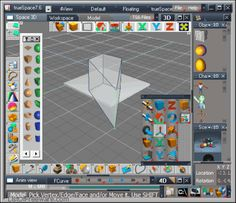 List of Best free modeling software for Windows. Use these modeling tools to create models, animation, rendering and Lego design. Free Cnc Software, Free 3d Modeling Software, 3d Printing Website, 3d Printing Diy, Coding Games For Beginners, Cnc Wood Carving, Circuit Board Design, Cnc Controller, Router Projects