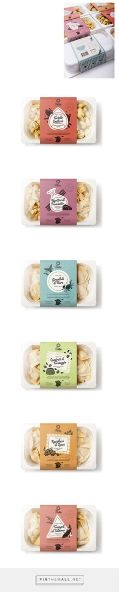 Pasta packaging design, food packaging | Dessein - created via http://pinthemall.net: