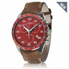 C7 Italian Racing Red - Chronometer Limited Edition
