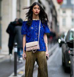 Streetstyle : comment porter le sac à bandoulière