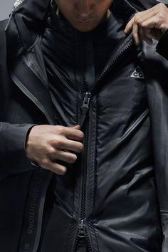 NikeLab Presents the Return of Nike ACG Collection Nike Acg, Streetwear Fashion, Purple Label, Spiderman, Monochrome Fashion, Athletic Fashion, Trends, Sport Wear, Moda Masculina