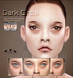 Tifa Sims: Dark Circle • Sims 4 Downloads