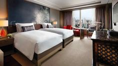 Superior Room Twin Bed #sofitelbangkoksukhumvit vossy.com