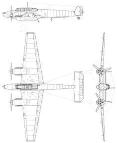 Najlepsze obrazy na tablicy Messerschmitt Bf 110 (105) w