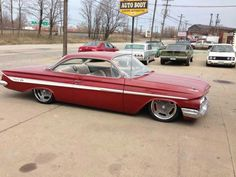 1961 Chevrolet Impala Maintenance/restoration of old/vintage vehicles: the material for new cogs/casters/gears/pads could be cast polyamide which I (Cast polyamide) can produce. My contact: tatjana.alic@windowslive.com