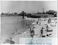 Colorado Lagoon, circa 1960s. For information about copyright and ordering images from the LBPL Digital Archive, see http://www.lbpl.org/history