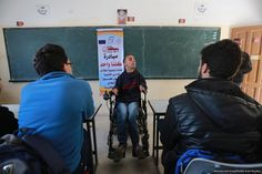 Initiative aims to make Gaza disabled friendly http://betiforexcom.livejournal.com/24489365.html  Mohammad Abu Kameel founded an awareness campaign which aims to change the way society looks at those with disabilities in the Gaza Strip. Mohammed, who is partially paralysed because he suffered from a lack of oxygen during his birth, has not allowed his disability stifle him and he has earned a Bachelor's degree in business management and banking as well as a diploma in NGO management. His…
