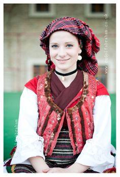 Croatian beauty from Slavonski Brod