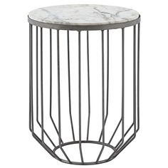 """$237 - 15""""W x 15""""D x 20""""H - Helm Table"""