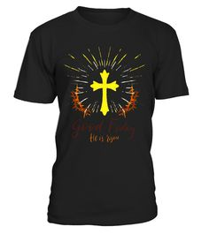 """# Good Friday With Thorns And Cross- Nativity Scene Shirt .  Special Offer, not available in shops      Comes in a variety of styles and colours      Buy yours now before it is too late!      Secured payment via Visa / Mastercard / Amex / PayPal      How to place an order            Choose the model from the drop-down menu      Click on """"Buy it now""""      Choose the size and the quantity      Add your delivery address and bank details      And that's it!      Tags: Christmas Tree Shirt, Santa…"""