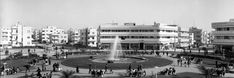"Tel Aviv (""The White City"") Bauhaus Architecure"