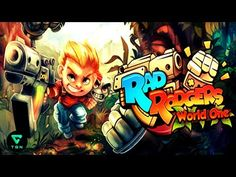 RAD RODGERS WORLD ONE: GIVING SHOTS !! SIMPLE AND VERY FUN !! EN 2K