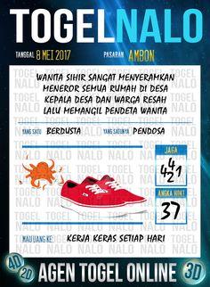 Taysen 5D Togel Wap Online TogelNalo Ambon 8 Mei 2017
