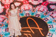 Fersta de 15 anos com decoração hippie chic no Rio de Janeiro. Assessoria e cerimonial Simone Tostes, do Aonde Casar