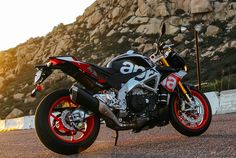 The Aprilia Tuono V4 1100 Factory is a track-day weapon that boasts a racer's build sheet and a street fighter's stance.