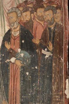 Смрт грачаничког митрополита Дионисија: група властелина (1570.)