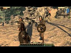 Gloria Victis [Pre Alpha] Gameplay - Gloria Victis is a Free to Play Medieval Realistic RPG [Role Playing] MMO Game [MMORPG] set in early medieval times