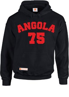 Through the Angola war of independence. Angola gained independence from Portugal on Congo, Hoodies, Sweatshirts, Uganda, Kenya, What To Wear, Tees, Clothes, Big