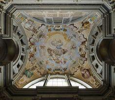 Santuario di Vicoforte, via Flickr. Cuneo, Piemonte, Italy