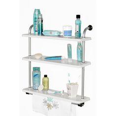 Konekte Bath Space Saver Shelves