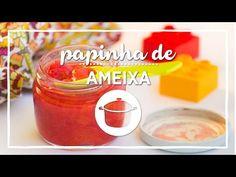 Prapapá - Compota de Frutas para Bebês de 6 Meses - YouTube