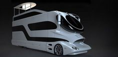 The World's Most Expensive Motorhome