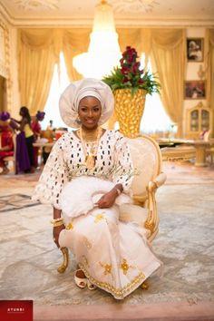 Hadiza Raisa Okoya & Olamiju Alao-Akala Wedding - Atunbi Photography for BellaNaija Weddings - April 2014 - 07U7C7218
