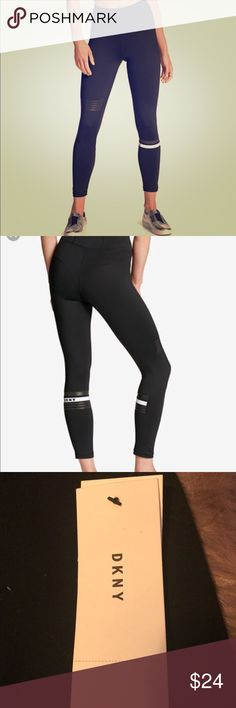 🆕 DKNY 💥Reflective Running Leggings 💥 Get your work out on in these amazing DKNY Running leggings with reflective detail. The leggings are brand new and come with the original tags. the leggings are made from a soft cotton/ spandex blend. 💖Thank you for visiting my closet💖  🛍 Bundle and save 20%!! 🚭This item comes from a smoke- free home 🦔 This item comes from a pet- free home 🤔  Please feel free to contact me with questions 🤗 ❤️💙💜 Happy Poshing 💜💙❤️ DKNY Pants Leggings