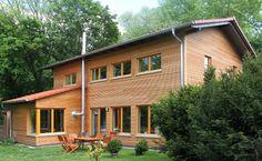 Holzhaus-Leipzig-Garten