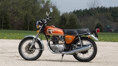 1974 Honda CB360 - 2