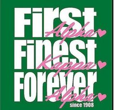 First-Finest-Forever
