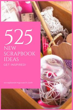 Say Goodbye To Scrappers Block Forever With 525 New and Inspiring Scrapbooking Sketch Ideas! Now You Can Start & Finish A Page In Minutes, Not Hours. Visit Our Website To Find Out How: http://scrapbookingcoach.com/525-sketches-pinterestsl?utm_source=Pinterest&utm_campaign=pinterest_525_actalike&utm_medium=Actalike