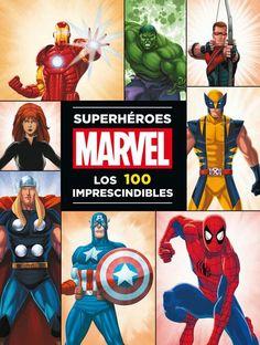 Libro ilustrado de gran formado para descubrir cuáles son los poderes y los orígenes de Iron Man, Spider-Man, Hulk, Thor, Lobezno, Capitán América, Tormenta y muchos más. Con espectaculares imágenes a color y datos curiosos sobre tus superhéroes preferidos. http://comicparatodos.wordpress.com/2013/11/20/superheroes-marvel-los-100-imprescindibles/ http://rabel.jcyl.es/cgi-bin/abnetopac?SUBC=BPSOACC=DOSEARCHxsqf99=1731124+