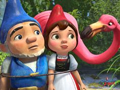 Gnomeo and Juliet! - gnomeo-and-juliet Wallpaper