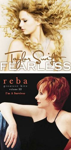 Girl Power! Hits by Taylor & Reba For Mother's Day :)