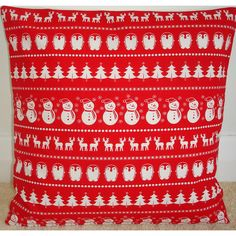 Christmas Cushion Cover £7.50