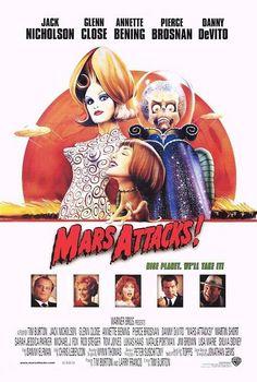 Mars Attacks   Director:  Tim Burton