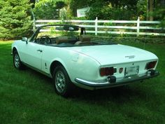 Learn more about BaT Exclusive: 1972 Peugeot 504 Cabrio on Bring a Trailer, the home of the best vintage and classic cars online. Auto Peugeot, Cabriolet, Top Cars, Classic Cars Online, Cars Motorcycles, Convertible, Automobile, Wheels, Classy