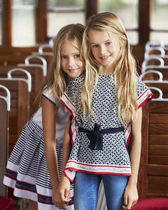 Mothers Day ahead: wearing our best #ArmaniJunior to celebrate the special occasion! by armani