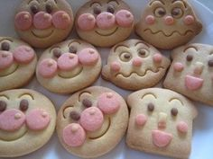 Anpanman Cookie Recipe