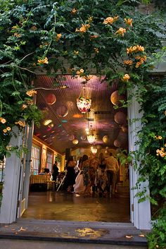 Round Hill Atrium by feastcaterers, via Flickr