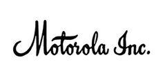 Motorola    Was this just somebody's signature?