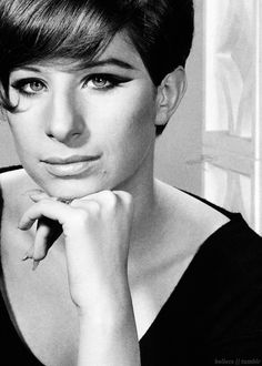 Barbra Streisand - never be another one like her - truly a one of a kind