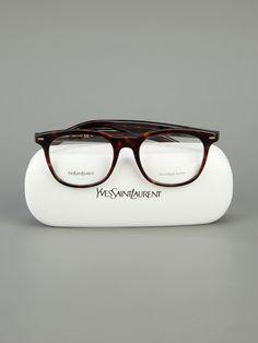 Saint Laurent Rectangle Glasses